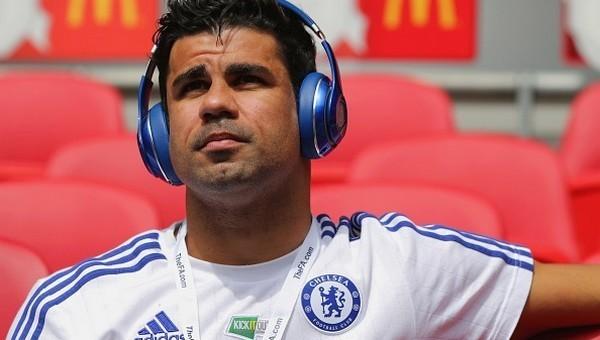 Chelsea taraftarının Diego Costa endişesi