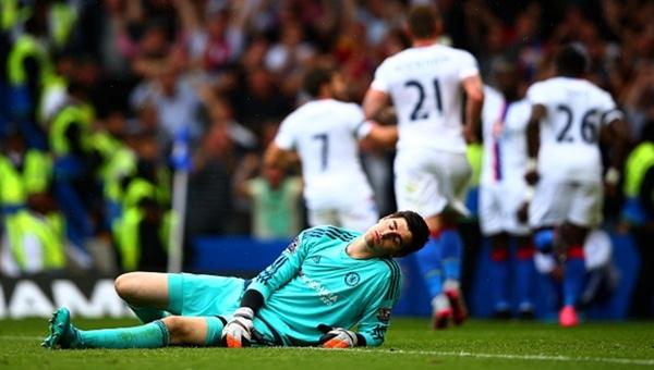 Chelsea'ye Crystal Palace'tan bir şok daha!