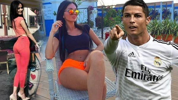 Cristiano Ronaldo, Cansu Taşkın'ın numarasını istedi