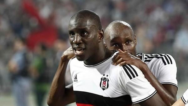 Demba Ba Beşiktaş'ı kurtardı