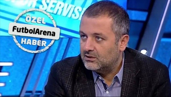 Mehmet Demirkol kurayı FutbolArena'ya değerlendirdi