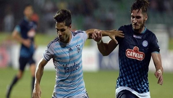 Diego Ribas isyan etti!