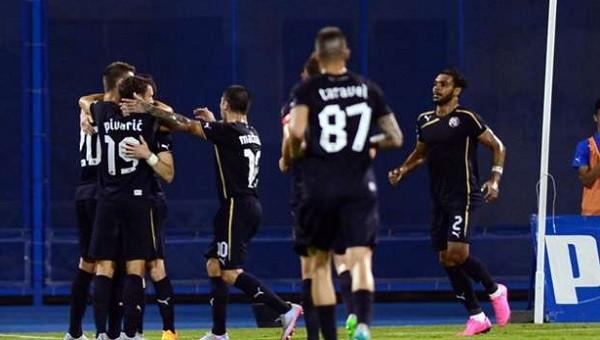 Molde, 2 penaltı kaçırdığı maçta tek gol yüzünden elendi