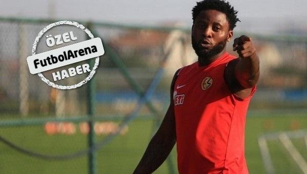 Eskişehirspor, Lawal için 5 milyon Euro istiyor
