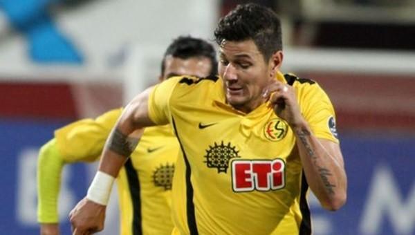 Eskişehirspor'un Diego Angelo kararı