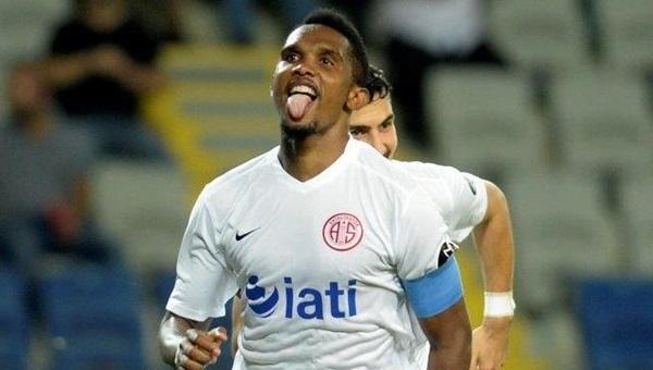Eto'o'lu Antalyaspor'un rakibi Gençlerbirliği