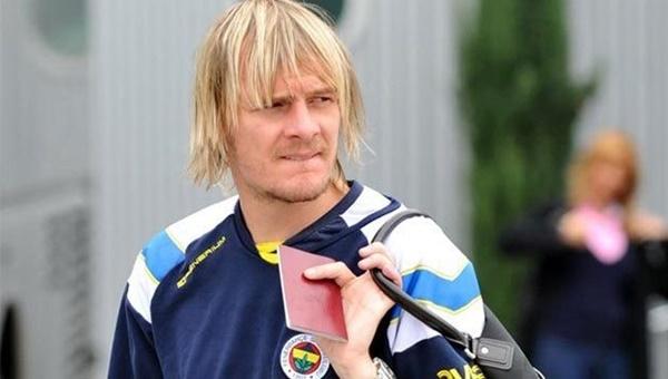 Fenerbahçe Krasic'ten kurtuldu! İşte yeni adresi