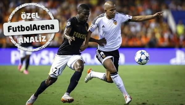 Feghouli, Monaco maçında coştu