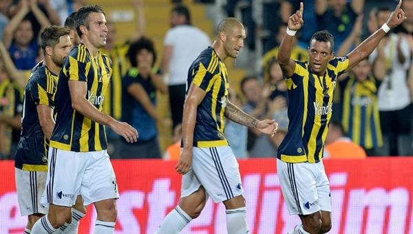 Fenerbahçe Antalyaspor'u 2-1 yendi