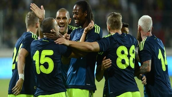 Fenerbahçe Atromitos'u 13'e katladı