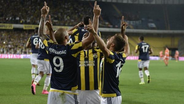 Fenerbahçe güle oynaya Avrupa Ligi'nde