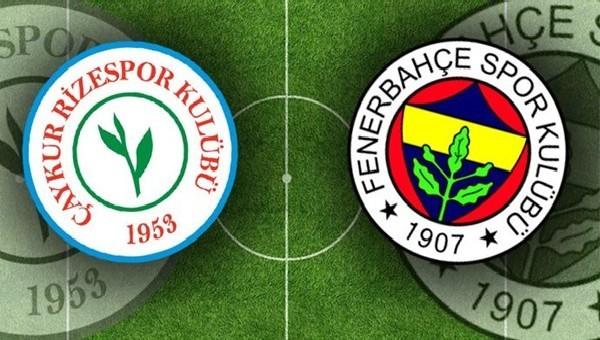 Fenerbahçe bu hafta kiminle oynuyor?