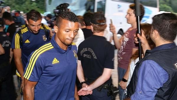 Fenerbahçe kafilesi Rize'ye geldi