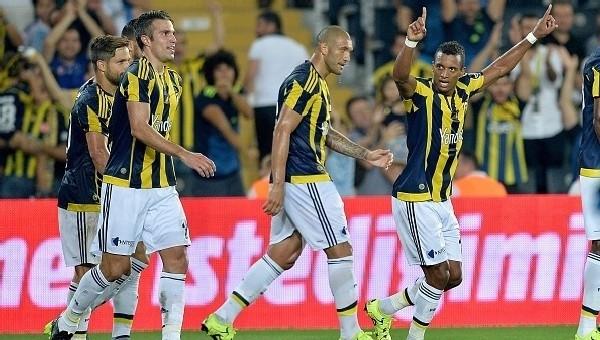 Fenerbahçe liderliğe oturdu
