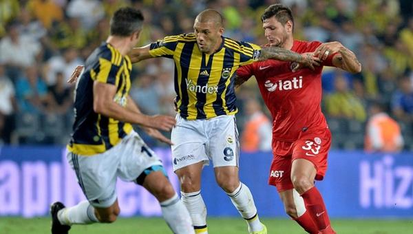 Fenerbahçe liderliği hatırladı