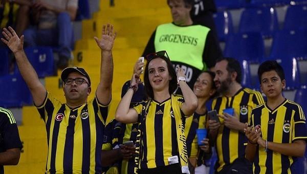 Fenerbahçe taraftarına canlı yayın eziyeti