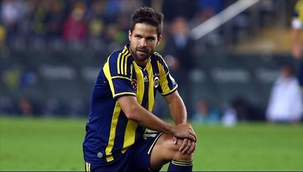 Fenerbahçe'de Diego çıldırttı!