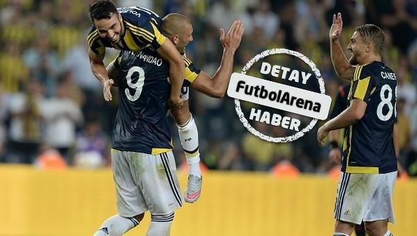 Fenerbahçe'den Galatasaray'a fark