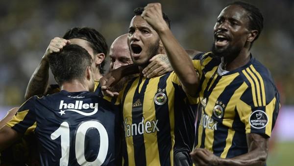 Fenerbahçe, Eskişehirspor'u 2-0 mağlup etti