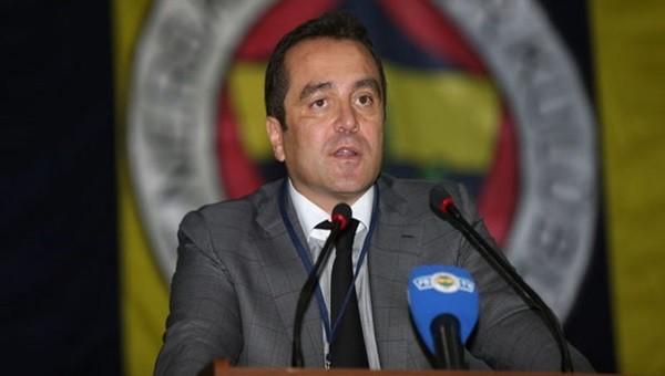 Fenerbahçeli yöneticiden transfer müjdesi