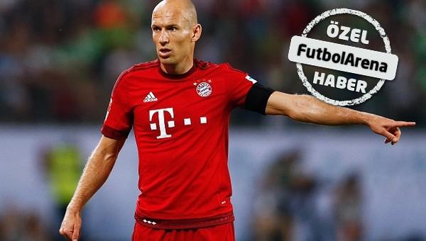 Fenerbahçe'nin Arjen Robben taktiği