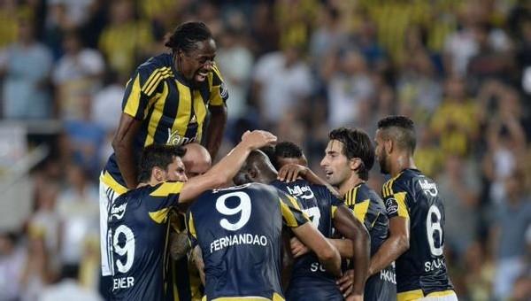 Fenerbahçe'nin hedefi 3 puan