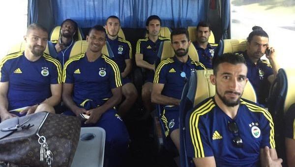 Fenerbahçe'nin Shakhtar kadrosu belli oldu