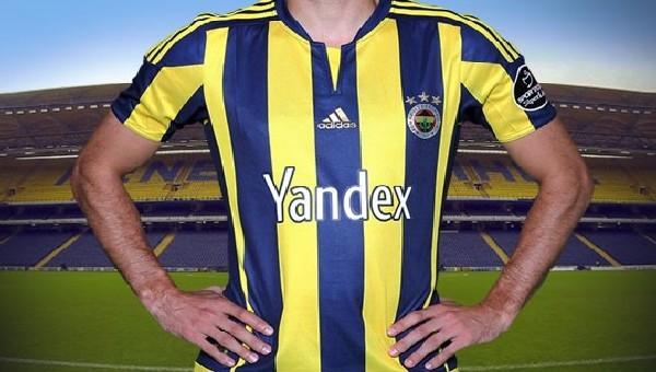 Fenerbahçe'nin yeni sponsoru Yandex