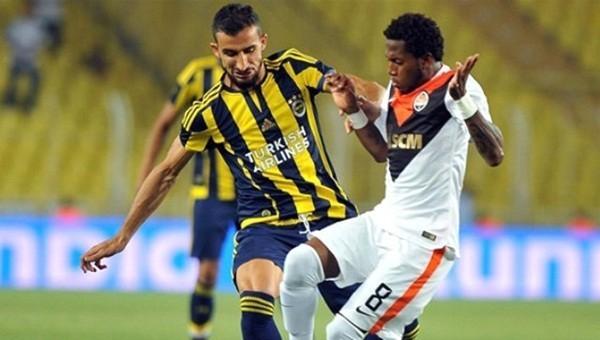 Fenerbahçe'ye Ukrayna takımları yaramıyor