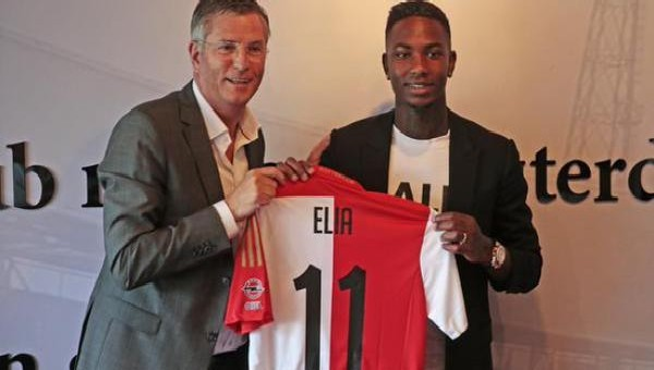Feyenoord Elia'yı transfer etti