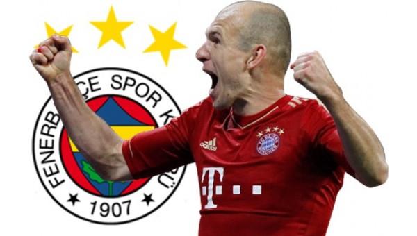 FLAŞ! 'Aziz Yıldırım Robben sözü verdi'