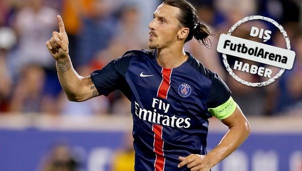 Zlatan Ibrahimovic için Milan'a piyango