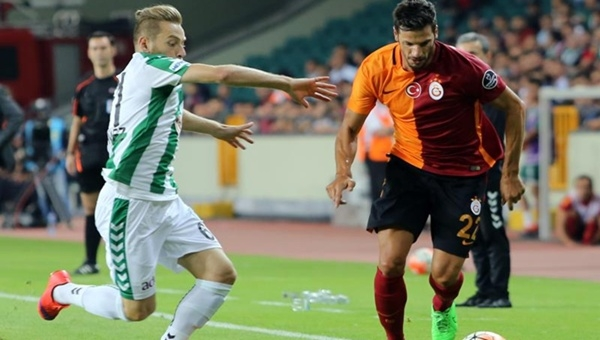 Galatasaray az koştu ama...