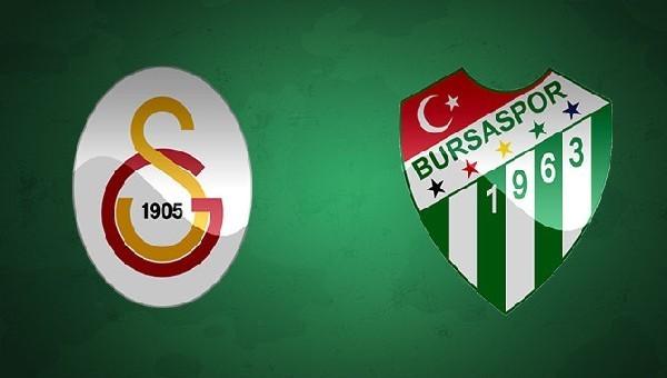 Galatasaray-Bursaspor Süper Kupa maçı hangi kanalda?
