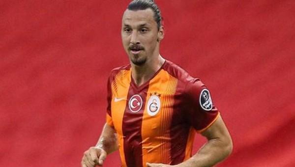Galatasaray cephesinden Ibrahimovic tweeti!
