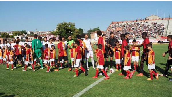 Galatasaray - Edirnespor maçı kaç kaç bitti?