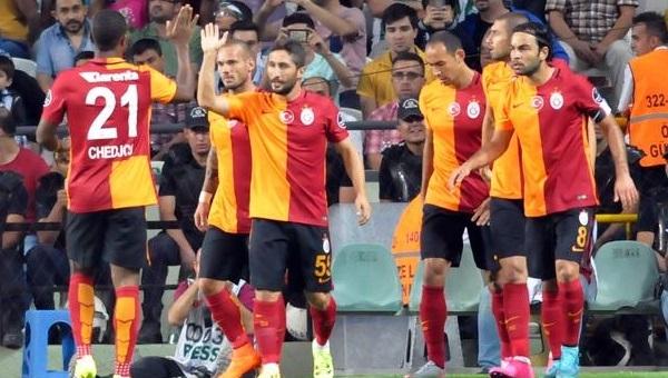 Galatasaray, Torku Konyaspor'u 4-1 yendi