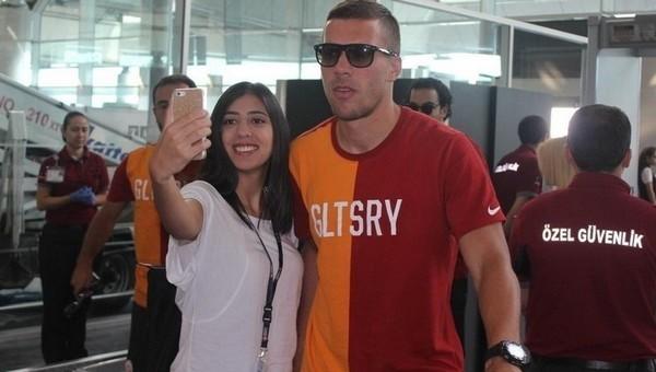 Galatasaray, İspanya'ya gitti