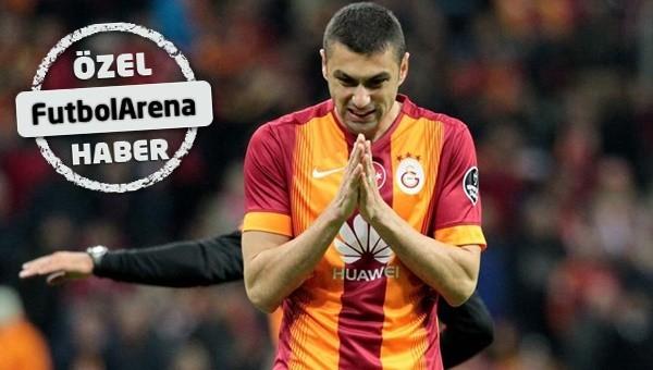 Galatasaray'da Burak Yılmaz transferinde son durum