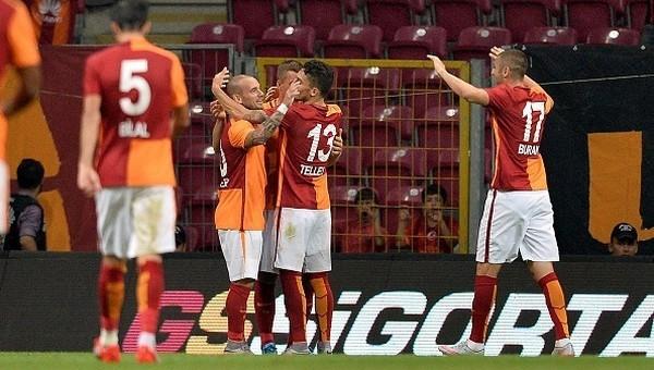 Galatasaray sezonu kupayla açmak istiyor