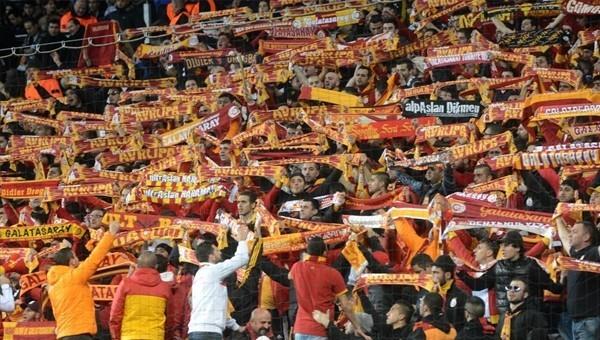 Galatasaray taraftarların metro çilesi bitmiyor