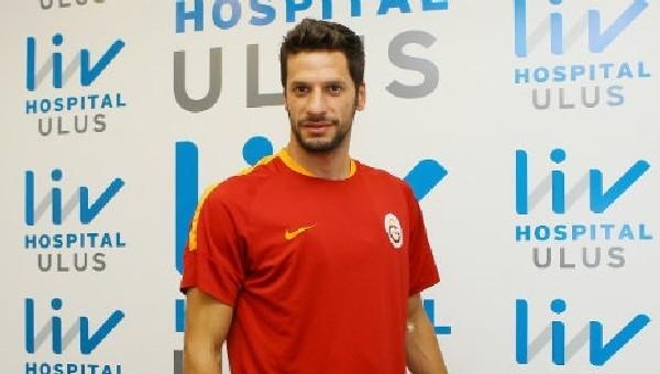 Galatasaray'da sağlık kontrolleri