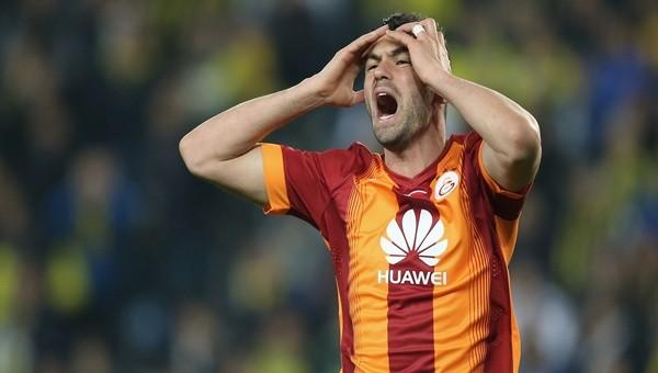 Galatasaray'da yıldız isim kadroya alınmadı