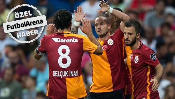 Galatasaray'dan Sneijder'e ret