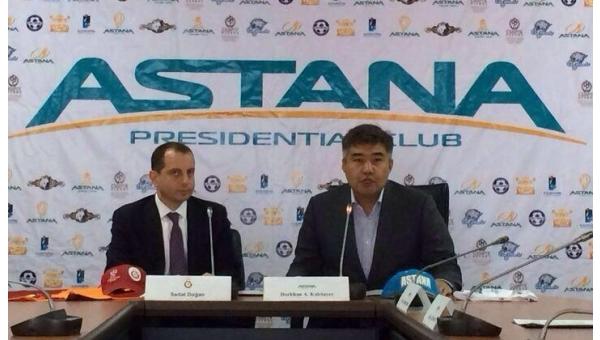 Galatasaray'ın Astana ile sürpriz anlaşması