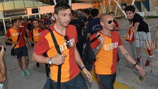 Galatasaray'ın Konyaspor kadrosu açıklandı