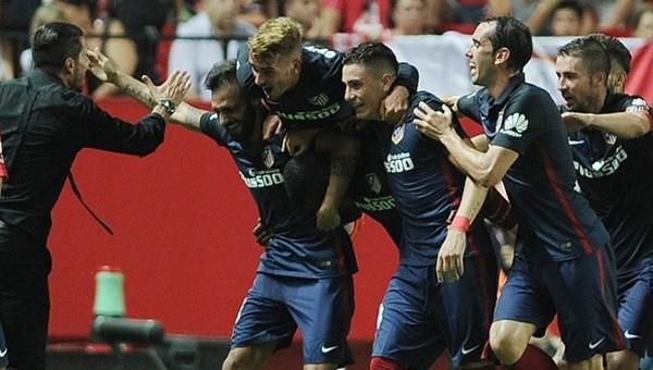 Galatasaray'ın rakibi Atletico korku saldı