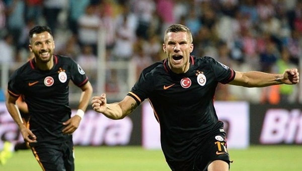 Galatasaray taraftarıyla buluşuyor