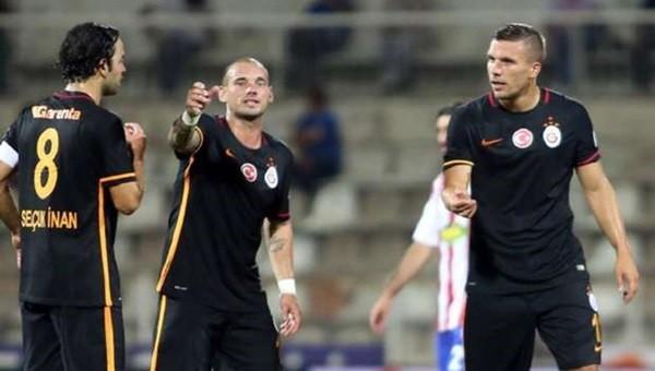 Galatasaray'ın Sivasspor kabusu
