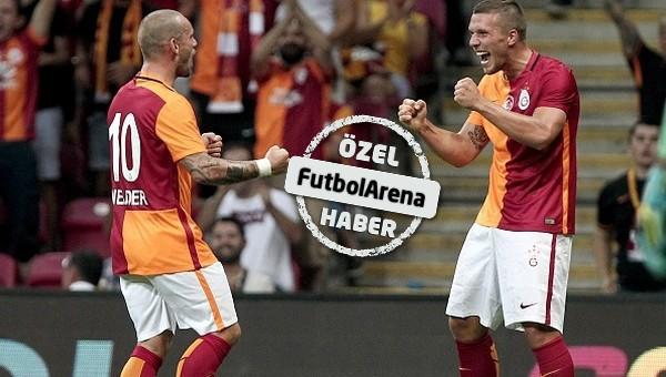 Galatasaray'ın transfer şartı